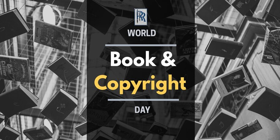 World Book and Copyright Day (23rd Apr 2019)
