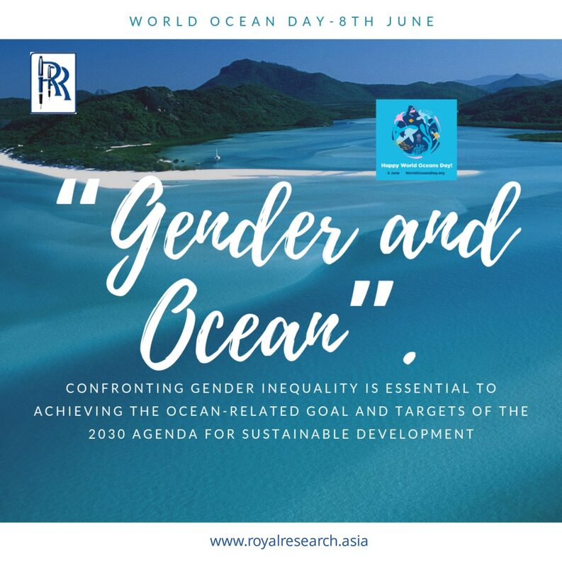 World Ocean Day %u2013 8 June 2019