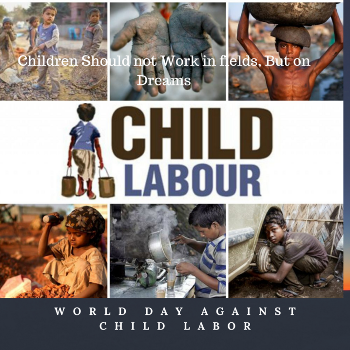 World Day Against Child Labor 2019